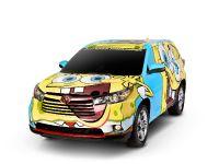 2014 Toyota Highlander SpongeBob SquarePants