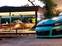 2014 Volkswagen Scirocco Matt Caribbean Metallic