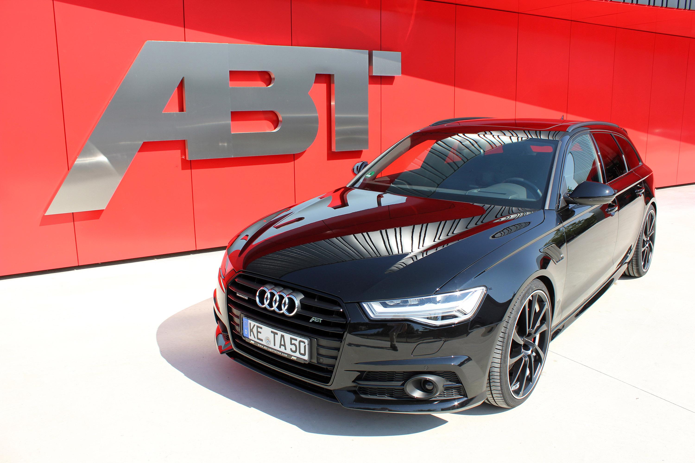 ABT Audi AS6 - фотография №1