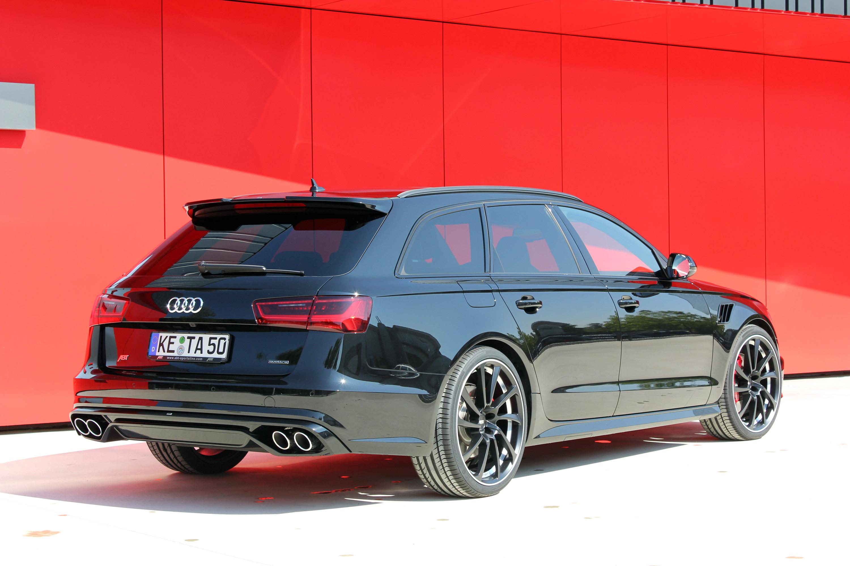 ABT Audi AS6 - фотография №4