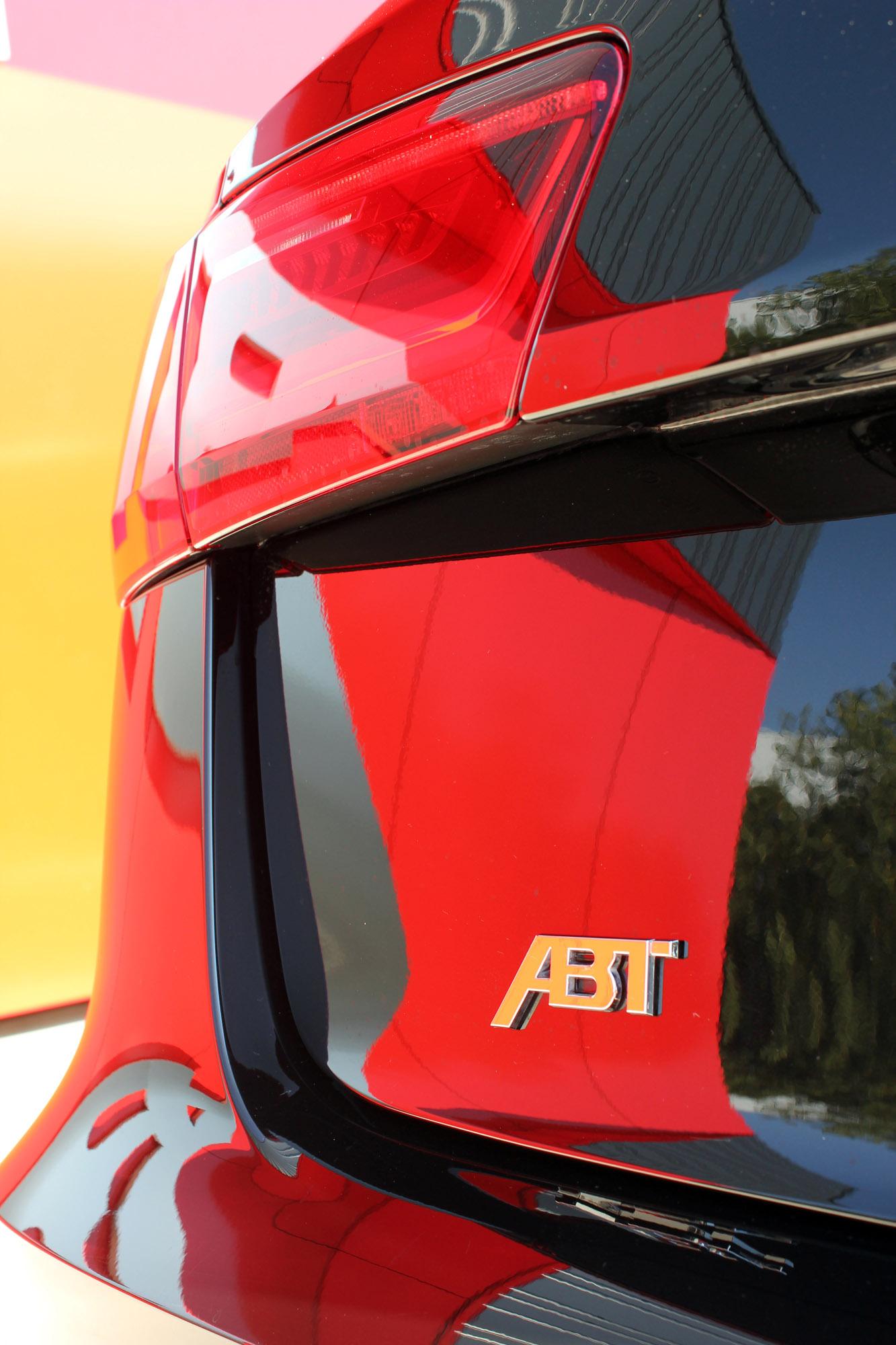 ABT Audi AS6 - фотография №9