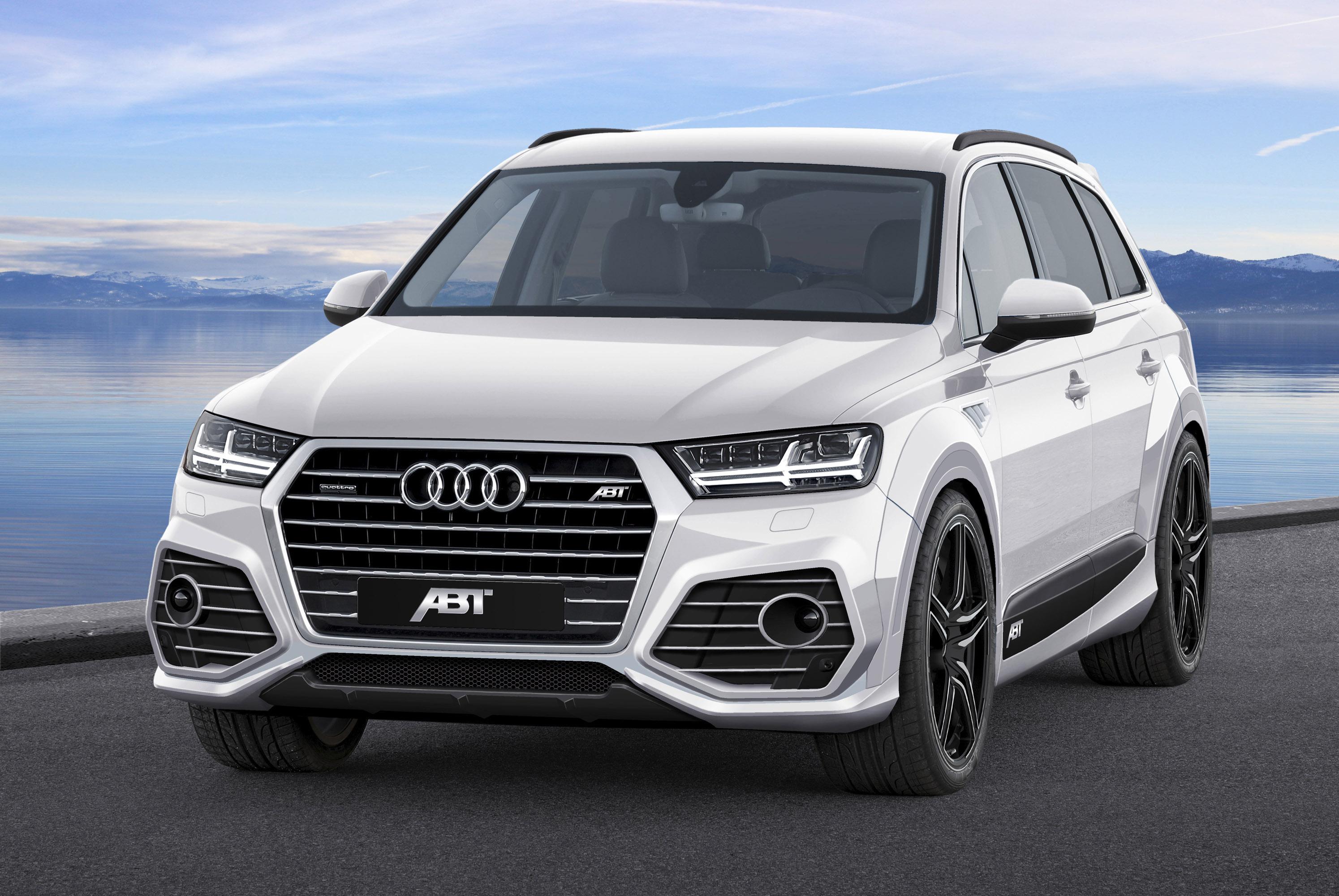 ABT Audi Q7 Exclusive - фотография №1
