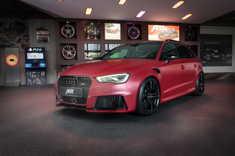 ABT Audi RS3 450 - фотография №1