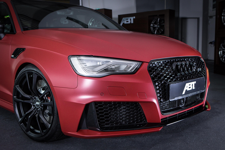 ABT Audi RS3 450 - фотография №12