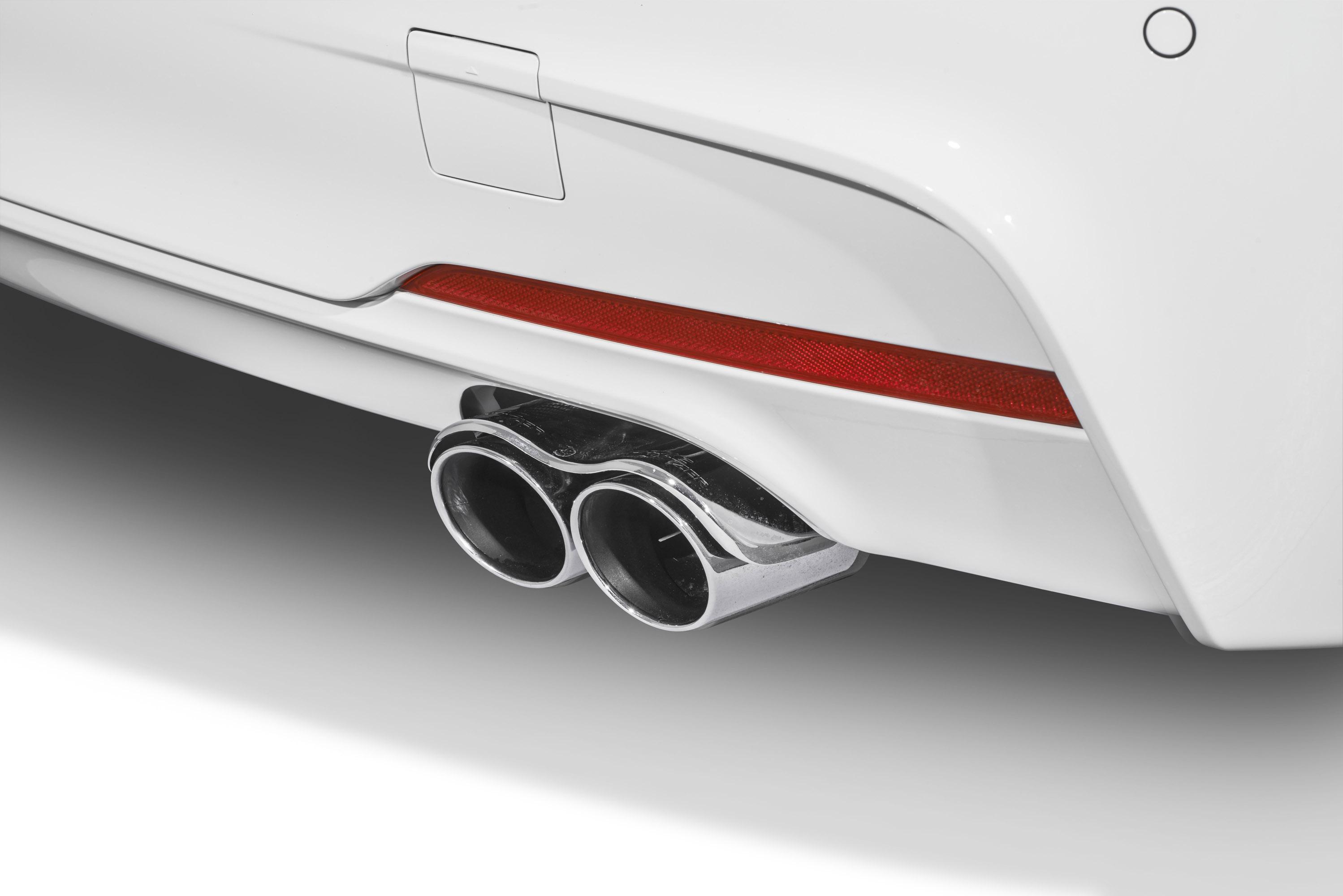 AC Schnitzer обновления BMW 3-й серии - фотография №9