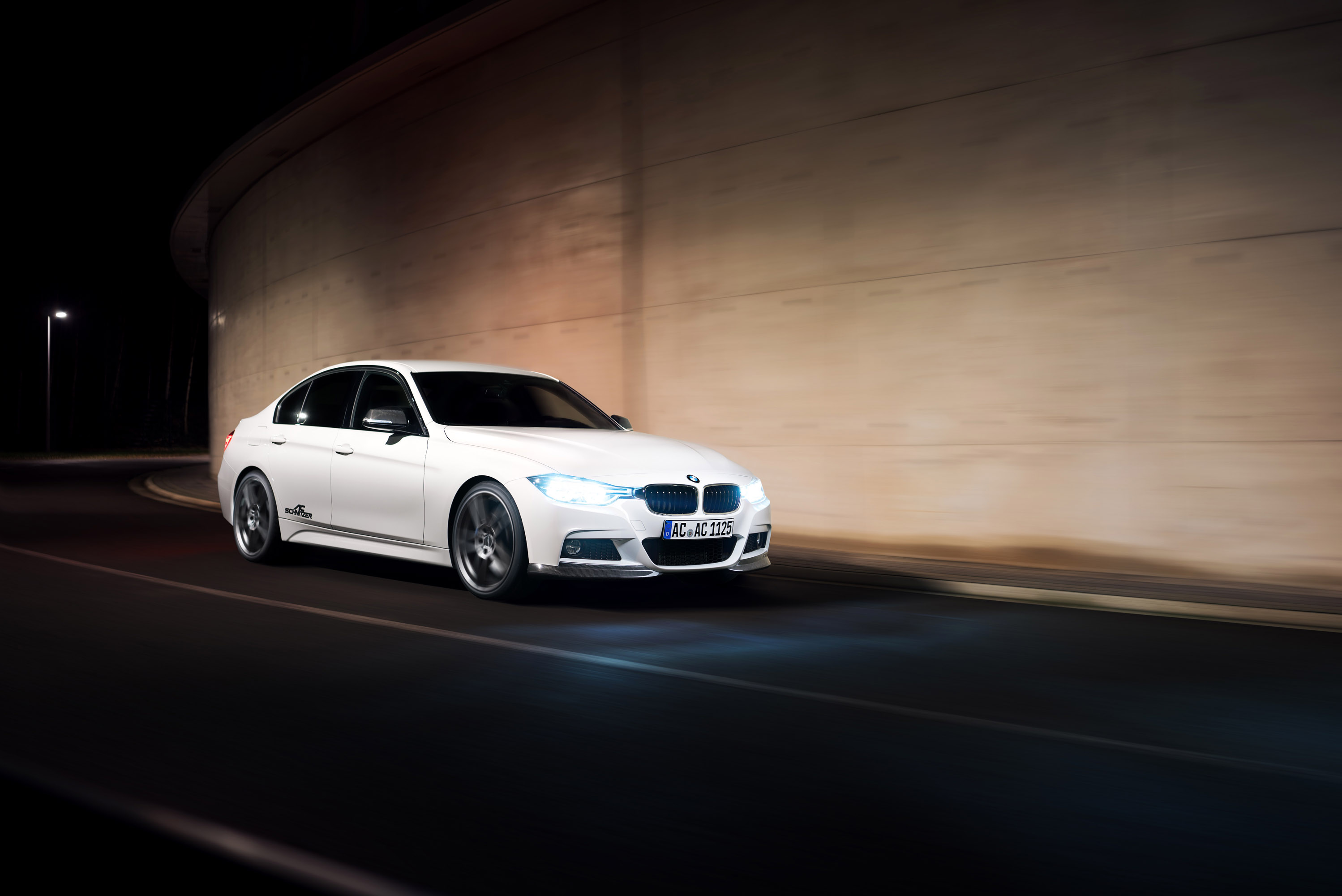 AC Schnitzer обновления BMW 3-й серии - фотография №15