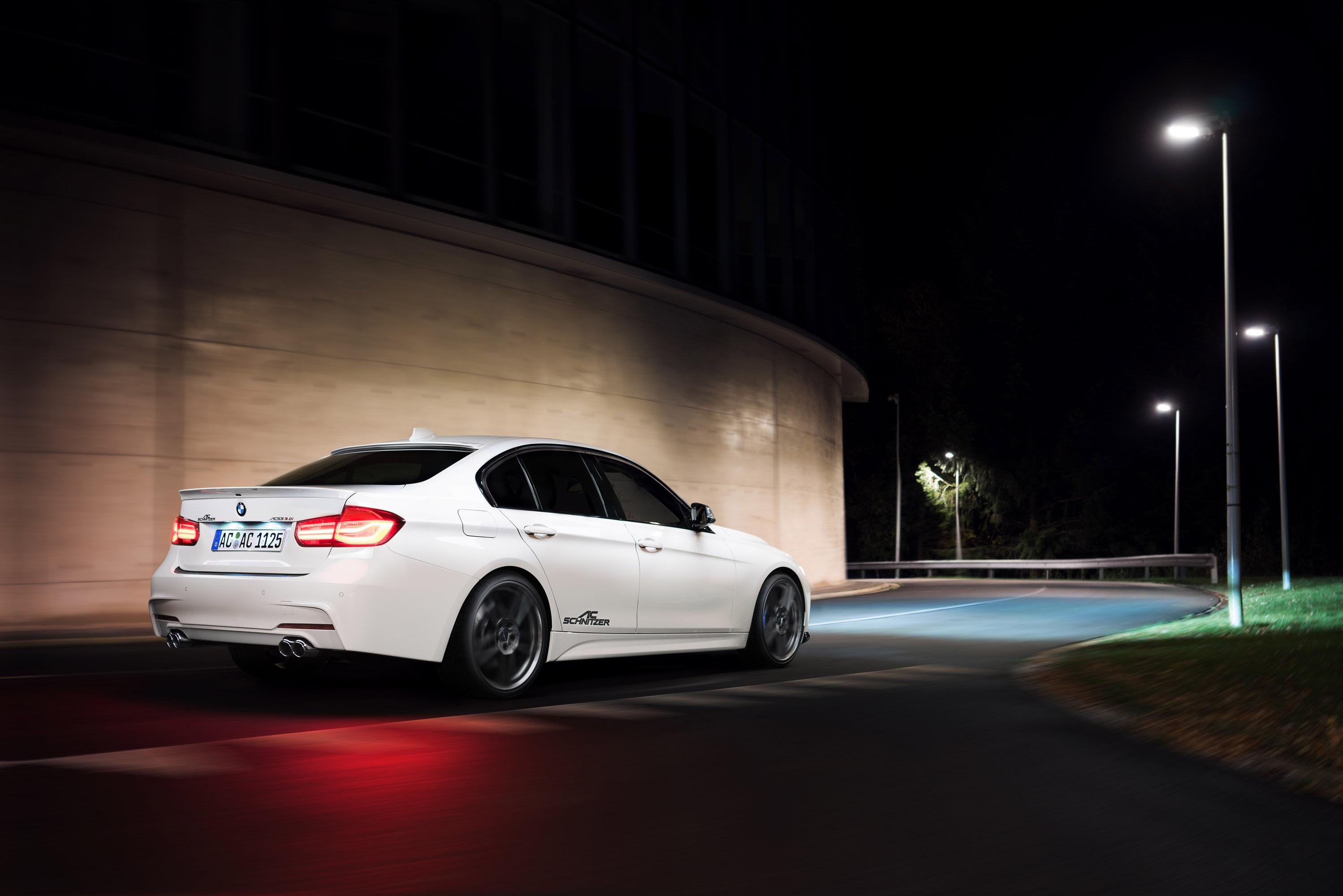 AC Schnitzer обновления BMW 3-й серии - фотография №17