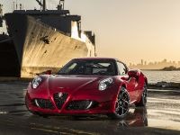 2015 Alfa Romeo 4C US-Spec