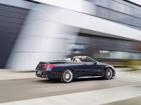 2015 AMG Mercedes-Benz S65 Cabriolet