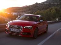 2015 Audi A3 Sedan and Cabriolet
