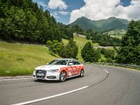 2015 Audi A6 TDI Guinness World Record