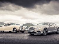 2015 Bentley Continental Evolution of an Icon