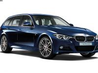2015 BMW 320d xDrive Touring 40 Years Edition