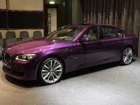 2015 BMW 760Li V12M Biturbo in Twilight Purple