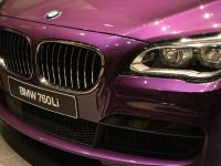 2015 BMW 760Li V12M Biturbo in Twilight Purple