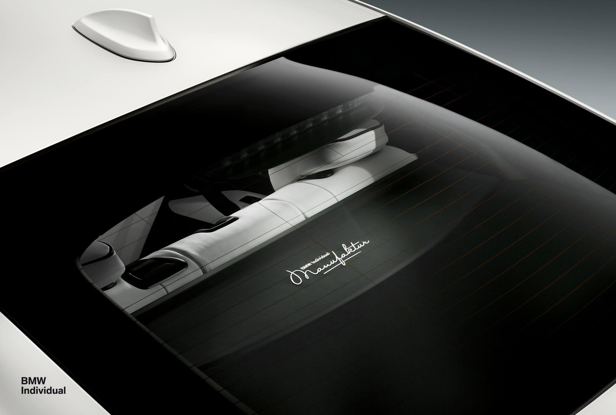 BMW индивидуальных открывает сpециальный 4-й серии Gran Coupe в замороженные блестящий белый - фотография №4