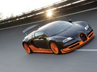 2015 Bugatti Veyron 16.4 Super Sport World Record Edition