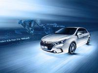2015 BYD Qin Hybrid