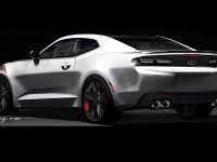 2015 Chevrolet Camaro Red Line Series Concept