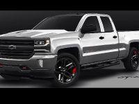 2015 Chevrolet Colorado Red Line Series Concept