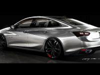 2015 Chevrolet Malibu Red Line Series Concept