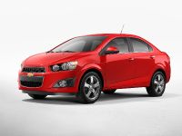 2015 Chevrolet Sonic Family