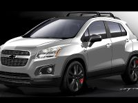 2015 Chevrolet Trax Red Line Series Concept