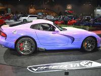 2015 Chicago Auto Show Dodge Viper GTC