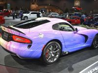 2015 Chicago Auto Show Dodge Viper GTC