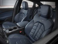 2015 Chrysler 200 Ambassador Blue Leather interior