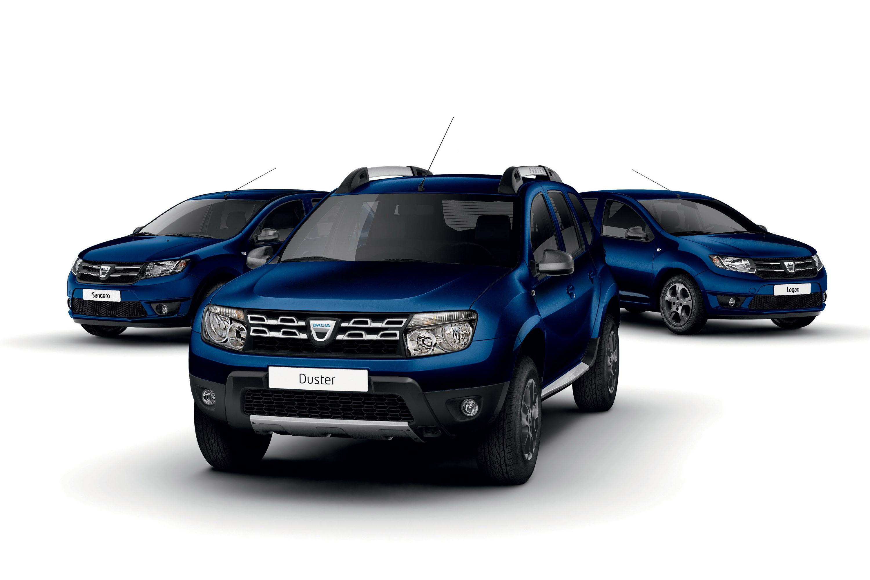 Dacia Lauréate Специальный Выпуск - фотография №1