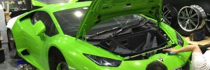 DMC Lamborghini Huracan LP610 Limited Edition Behind the Scenes (2015)