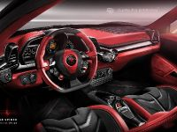 2015 Ferrari 458 Spider Concept by Carlex Design