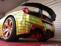 2015 Ferrari 458 Spider Golden Shark