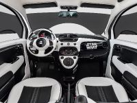2015 Fiat 500e stormtrooper