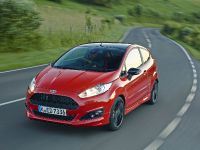 2015 Ford Demonstrates New Models at Goodwood Festival of Speed