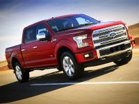 2015 Ford F-150 window