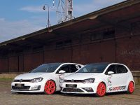 2015 HG-Motorsport Volkswagen Golf 7 GTI and Polo 6C GTI