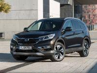 2015 Honda CR-V Facelift