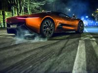 2015 Jaguar Land Rover James Bond Spectre Cars