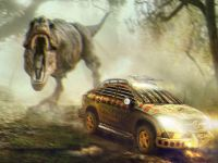 2015 Jurassic Park Mercedes-Benz GLE 450 AMG Coupe