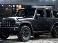 2015 Kahn Jeep Wrangler Sahara CTC