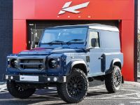2015 Kahn Land Rover Defender Hard Top CWT in Tamar Blue