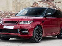 2015 Kahn Range Rover Sport 400LE