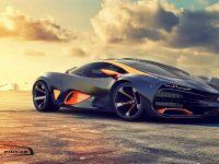 2015 Lada Raven Supercar Concept