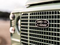 2015 Land Rover Defender Heritage