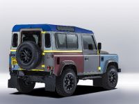 2015 Land Rover Defender Paul Smith Special Edition