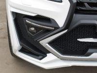 2015 Larte Lexus LX570 White Alligator