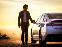 2015 Lincoln MKZ and Matthew McConaughey