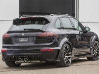 2015 LUMMA Design Porsche Cayenne CLR 558 GTR